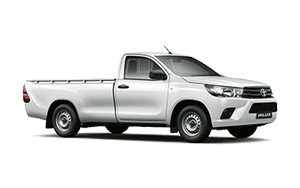 toyota hilux silver png with shadow rental vehicles