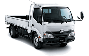 toyota dyna white png with shadow rental vehicles